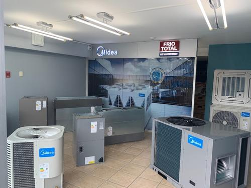unidad condensadora 3 toneladas r410a somos tienda
