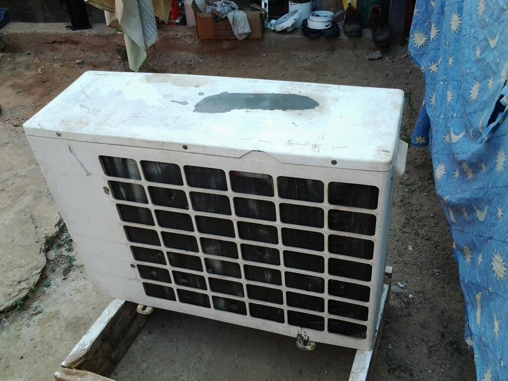 Unidad condensadora minisplit