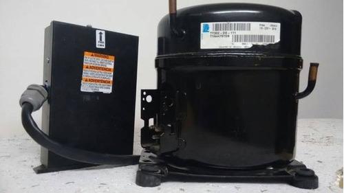 unidad condensadora neveras exhibidoras cava cuart 3/4  110v