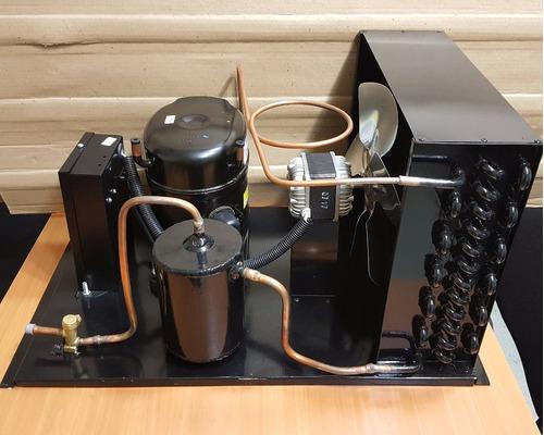 unidad condensadora refrigeracion 1 hp tecumseh 220v