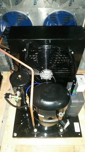 unidad condensadora refrigeración 1/2hp 1hp 2hp 3hp 5hp