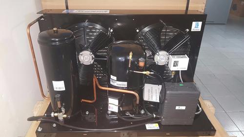 unidad condensadora refrigeracion 5 hp tecumseh frances r22