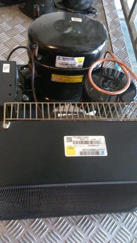 unidad condensadora tecumseh 1/2 hp 110v conservación r134a