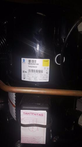 unidad condensadora tecumseh 5 hp r404 220v congelación