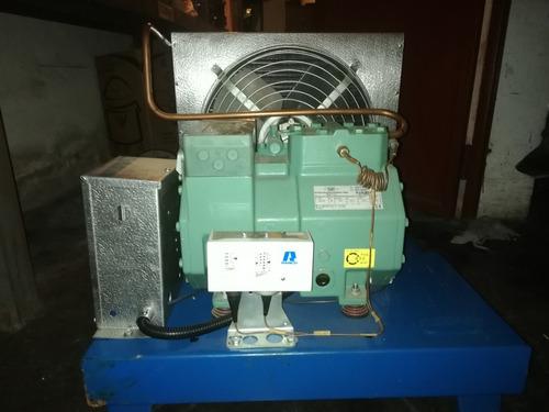 unidad condesadora 1.5 hp semi hermetica  bitzer r22 ph1