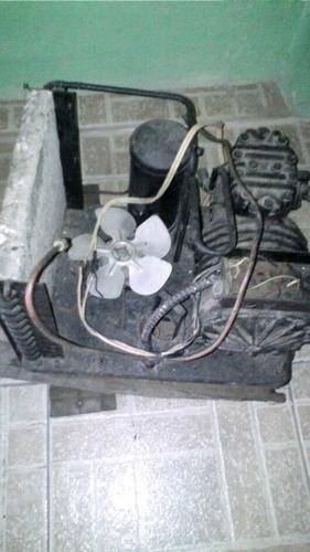 unidad de cava cuarto 1/2 hp, 115v, 4.280 btu