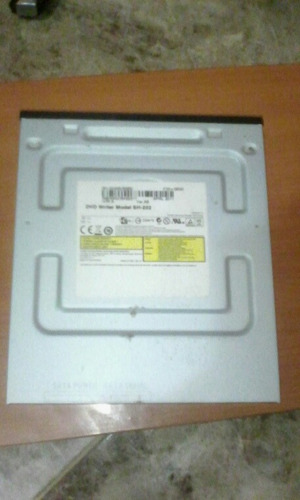 unidad de cd- dvd para pc escritorio samsung