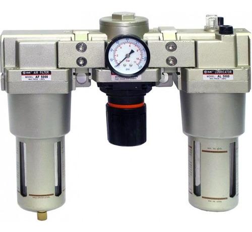 unidad de control de aire de 1  a5000 silver