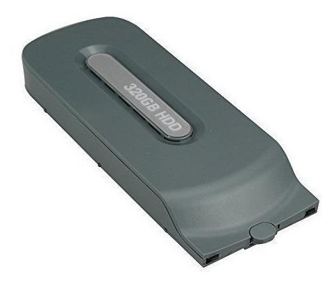 unidad de disco duro disco duro externo para xbox 360 gri