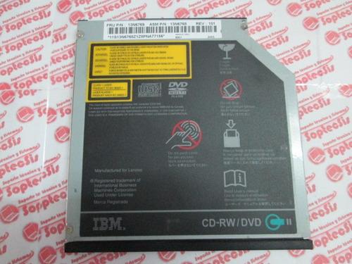 unidad de dvd para ibm thinkpad t40