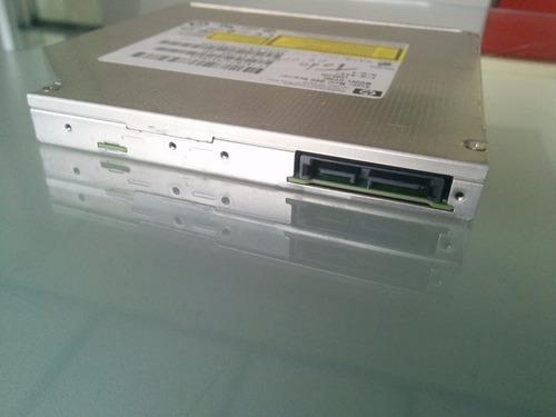 unidad de dvd sata para portatil hp, asus, vaio, acer