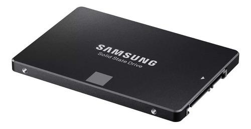 unidad de estado solido samsung 860 evo, 1tb, sata 6.0 gb/s,