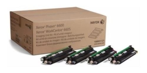unidad de imagen xerox phaser 6600 108r01121 original