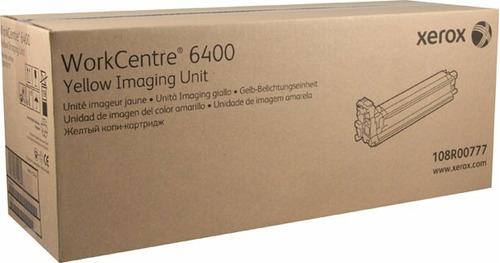 unidad de imagen yellow 108r00777 xerox workcentre 6400