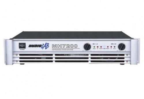 unidad de potencia audiolab mh-7200 1900wx1900w oferta