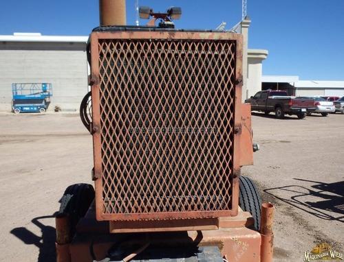 unidad de potencia hidráulica industrial diesel bomba 8616