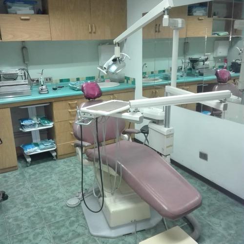 unidad dental adec americana funcionando