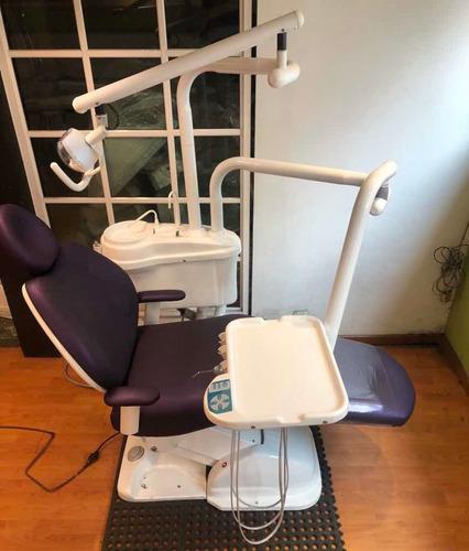 unidad dental marca berdel eléctrica