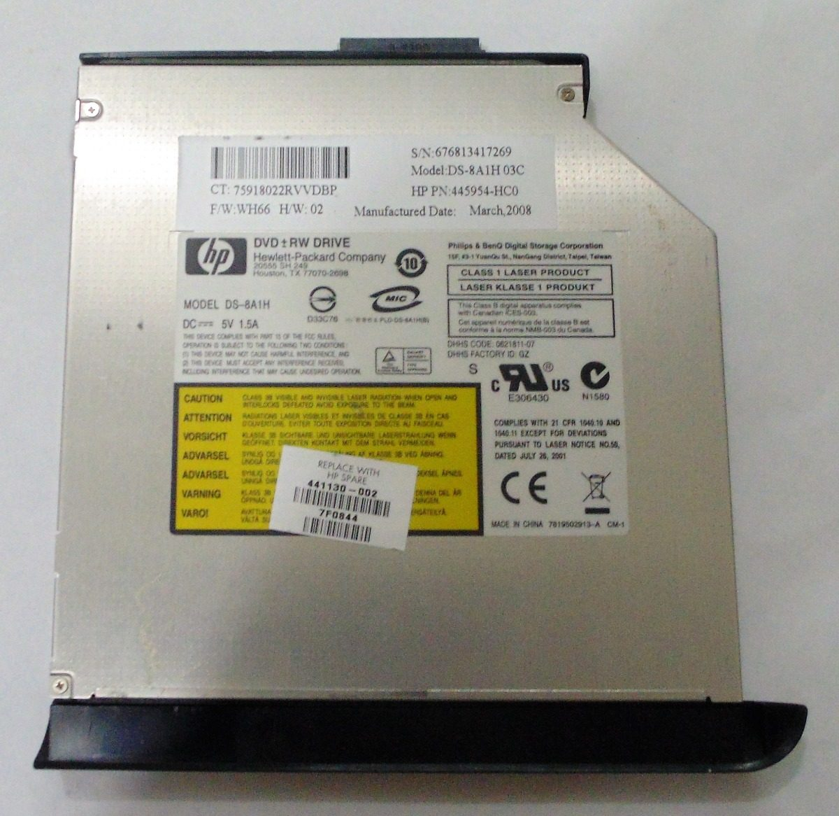 Plds dvd -rw dh-16a6s ata device driver download.