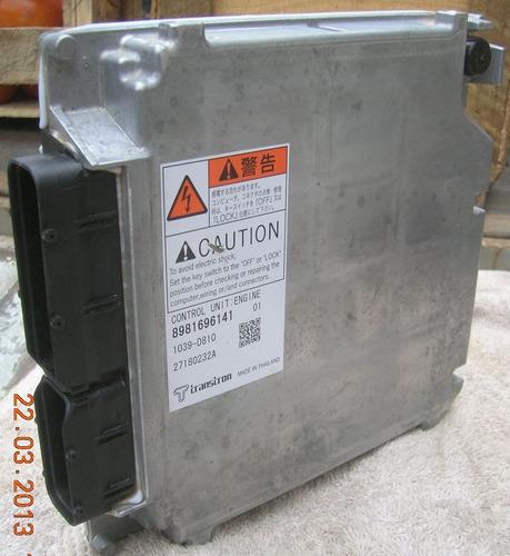 unidad ecu, (computador) chevrolet dmax petrolera 3.0