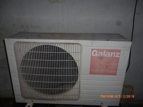 unidad externa aire split 12.000 btu (sin compresor)