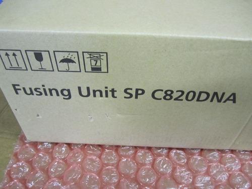 unidad  fusora ricoh sp c820