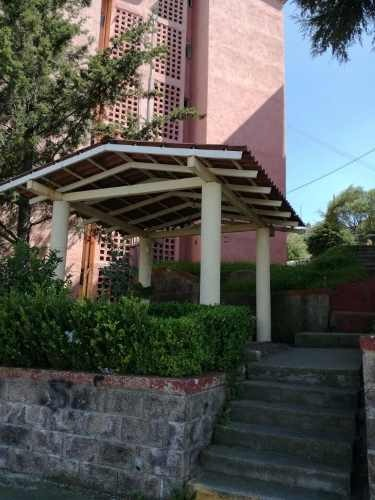 unidad habitacional las cantaros iii. excelente departamento exterior en planta baja.