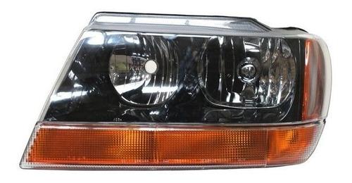 unidad jeep grand cherokee 1999 2000 2001 negr 1/4 amb izq