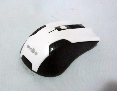 unidad mouse gamer inalambrico optico pilas aaa usb