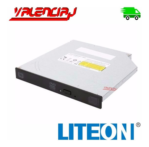 unidad optica drive 12.7mm liteon dvd+rw interno sata laptop