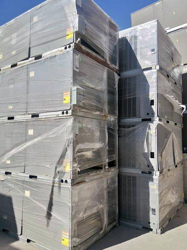 unidad paquete 7.5t c/banco de res.17/25kw carrier 220 3ph