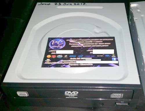 unidad quemador grabadora dvd cd lite on envio gratis nuevos