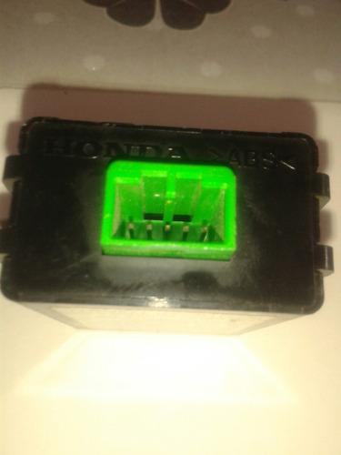 unidad receptora(entrada sin llave)honda civic ex 2y4puertas