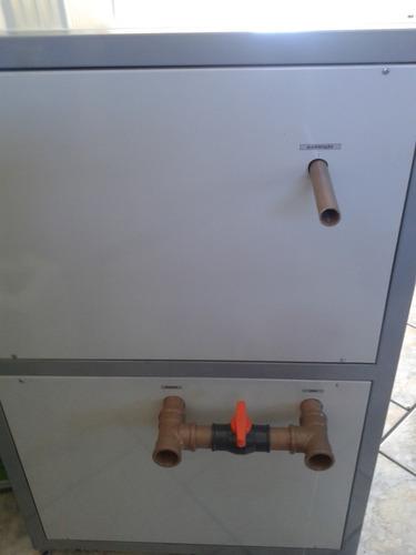 unidade água gelada 9.000 kcal chiller p/ injetora/extrusora