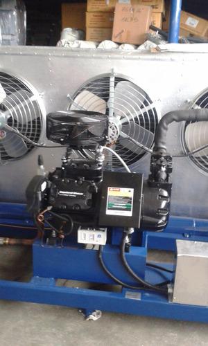 unidade condensadora 22 y 30 hp semisemisellada congelación