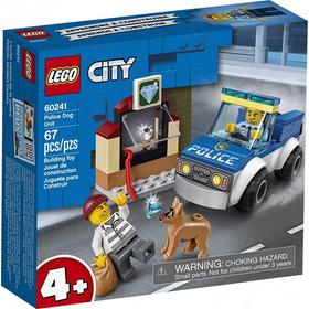 Unidade De Cães Policiais Lego City - Lego 60241