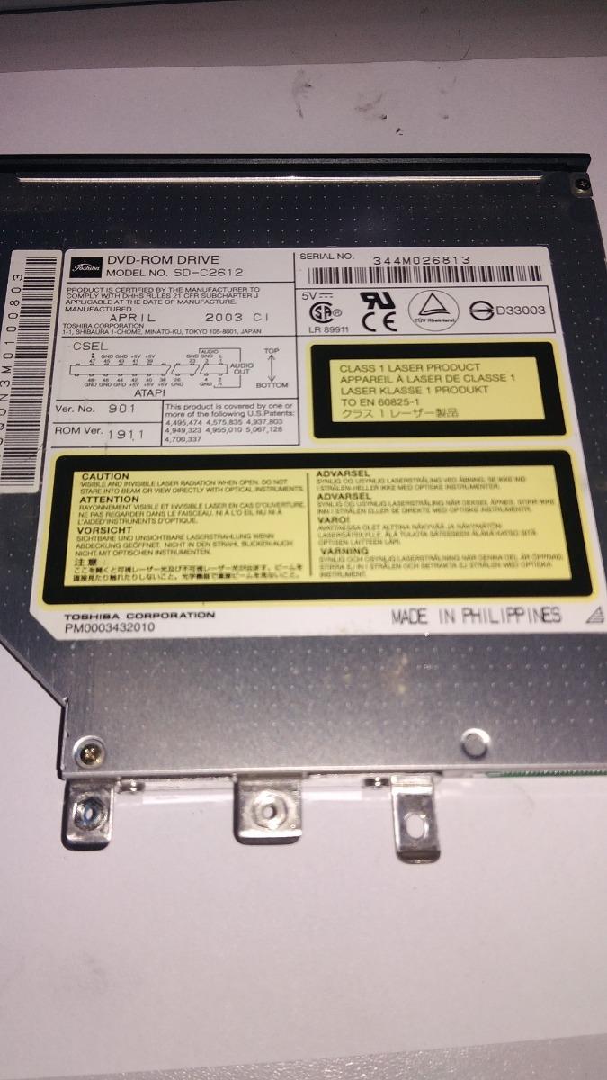 COMPAQ DVD-ROM SD-C2612 TREIBER HERUNTERLADEN