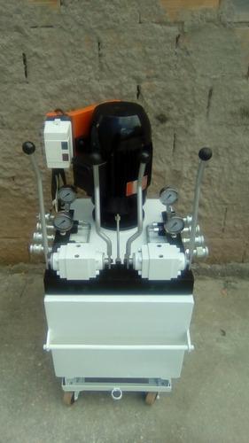 unidade hidráulica elétrica, 10000 psi 700bar