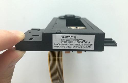 unidade ótica vam 1201 / 1202 com mecanismo