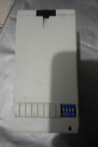 unidade remota sm rel8  de saída a relé (8 pontos)