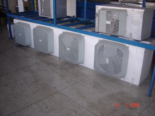 unidades condensadoras con compresor copeland y evaporadores