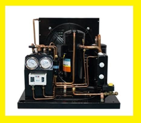 unidades condensadoras selladas de 2hp a 15 hp