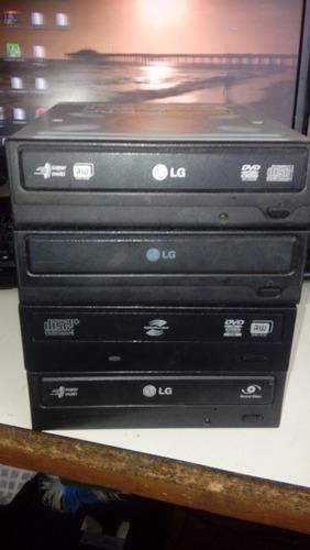 unidades de dvds