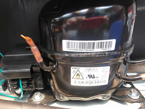unidades r600a compresoras de 1/5hp 1/6 hp 1/8 hp 1/10hp