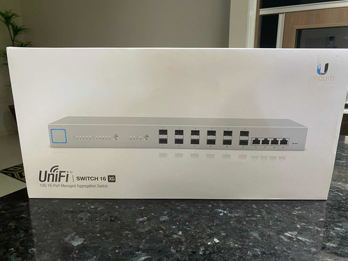 unifi switch 12p