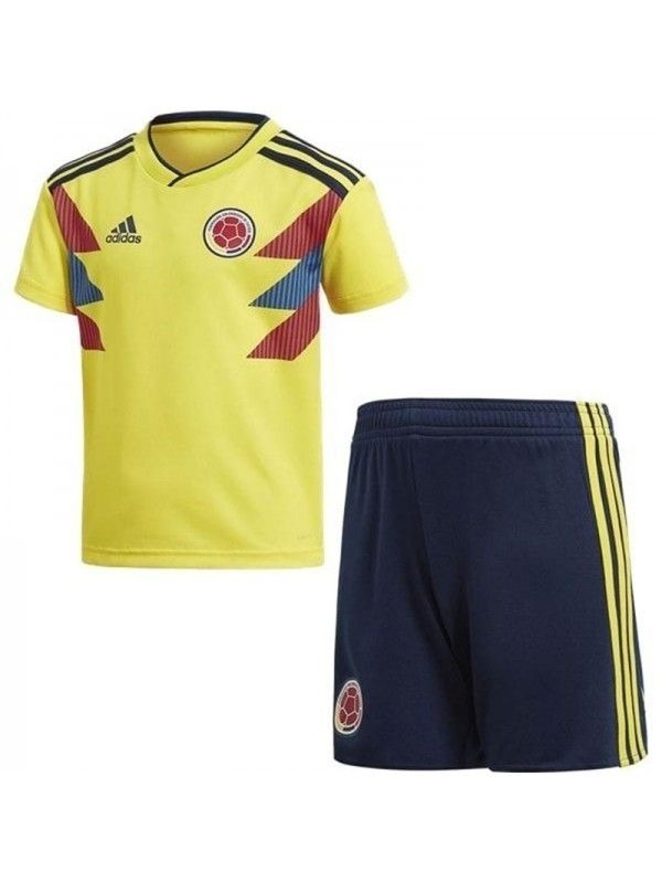 a3fb8b4a1 uniforme adulto camisa e shorts seleção colômbia copa 2018. Carregando zoom.