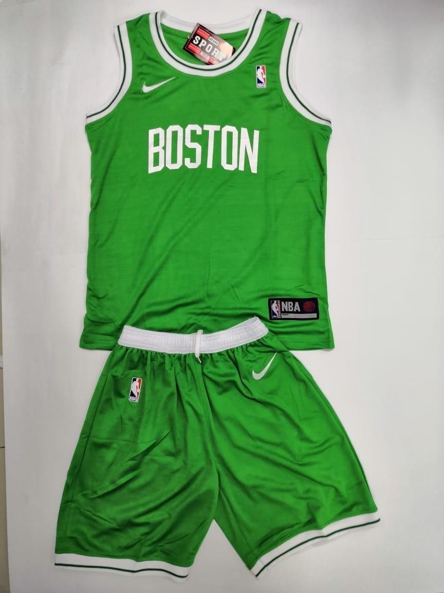 906fe29e Uniforme Baloncesto Boston Celtics - $ 50.000 en Mercado Libre