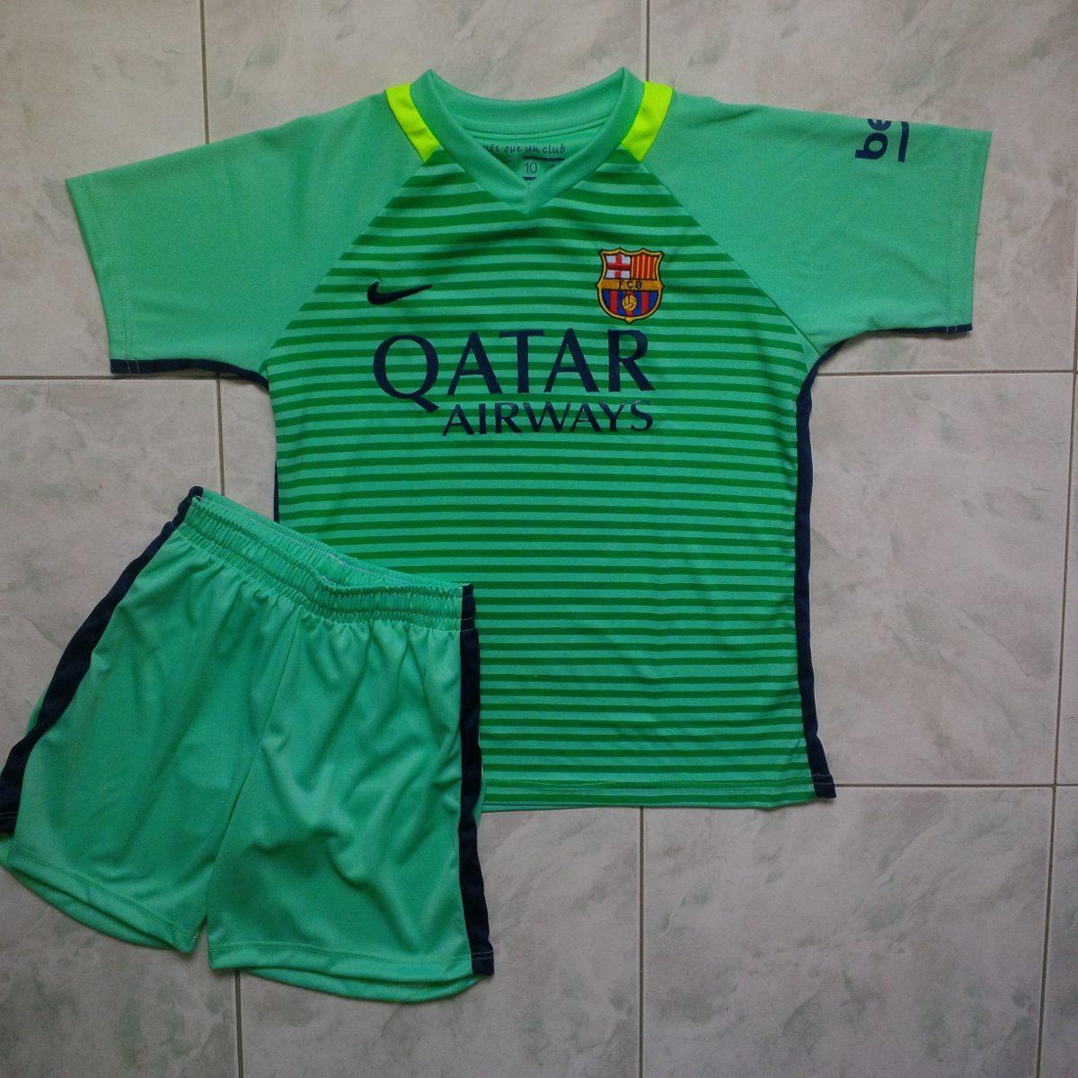uniforme barcelona tercera equipacion 2016 2017 messi neyma. Cargando zoom. 8a64df0562e
