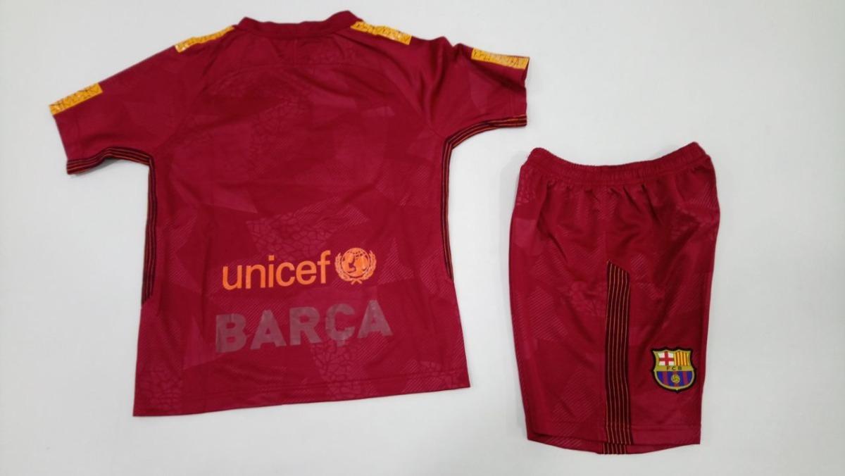 8a449e7174 uniforme barcelona tercera equipacion niño 2018 original. Cargando zoom.