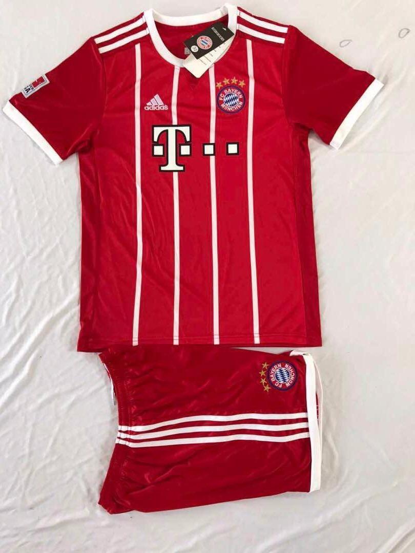 Uniforme Bayern Munich Para Niño deb3848e1602f